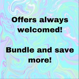 Offers and bundles!